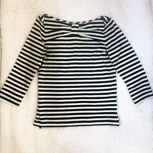 NWOT Kate Spade Wheaton Stripe Top